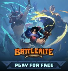 Battlerite, one of the most well-crafted battle arena games out there, makes its debut on Steam finally leaving Early Access behind and becoming a Free-to-Play game! You will experience the unique combination of a top-down shooter meeting a fast-paced fighting game and take part in highly...