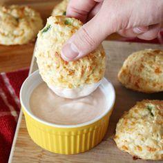 Cheesy Quinoa Jalapeno Bites