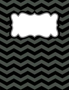 black templates