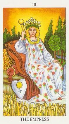 Značenje tarot karte Kraljica