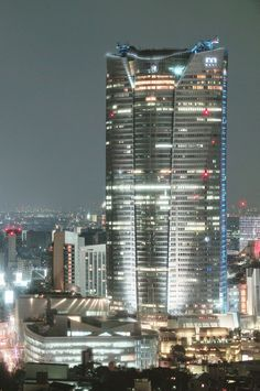 roppngi hills tokyo / skyscrapers・超高層ビル