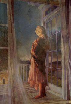 'Oh what a beautiful morning...' von Marie Luise Strohmenger bei artflakes.com als Poster oder Kunstdruck $19.41