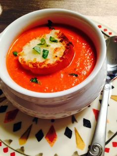 creamy tomato soup with cheese toasts more creamy tomato soups chief i ...
