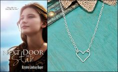 Suze likes, loves, finds and dreams: Cover Reveal & Giveaway: Next Door to a Star by Krysten Lindsay Hager