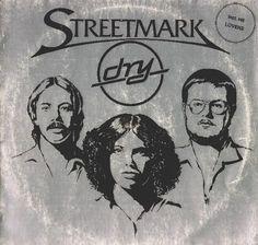 Streetmark - Dry GER 1979 Lp near mint