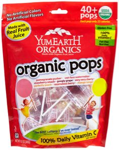 YummyEarth - YummyEarth Retail and Wholesale Organic Lollipops and Organic Candy…