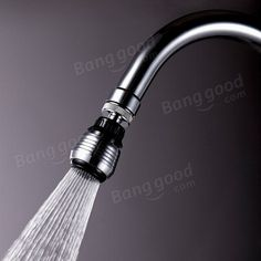 360° RotateTap Bubbler Filter Aerator Net Water Saving Device Nozzle Faucet Fit - US$1.39 Water Tap, Save Water, Water Saving Devices, Faucet, Filters, Fit
