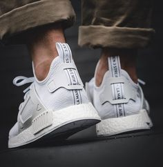 Adidas NMD-XR1 Pk White. Aug2016.