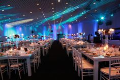 Amazing wedding banquet tables