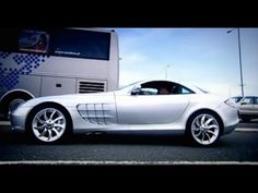 2006 Mercedes-Benz SLR McLaren Start Up, Exhaust, and In Depth Review - YouTube