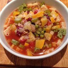 Vegetarian Minestrone - Allrecipes.com