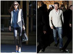 Estilo Clássico/Moderno (passa uma imagem refinada, não segue modismos)  Personalidades: Olivia Palermo e David Beckham  #trendfall2015 #unatrend2015 #classico #moderno #elegante #refinado #estilosAICI