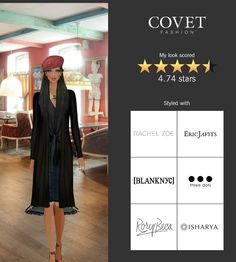 Who Wore it Best? #covetfashion