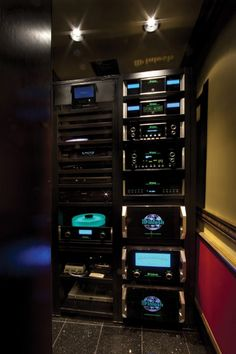 Home Theater Backstage