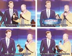 Just another reason to love Joss Whedon.  Plus, Tom Hiddleston is in this GIF so it's a win win!