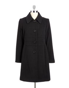 Women's | Coats & Jackets | Cashmere Blend Coat | Hudson's Bay