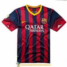 camisetas Barcelona futbol casa 2013-2014