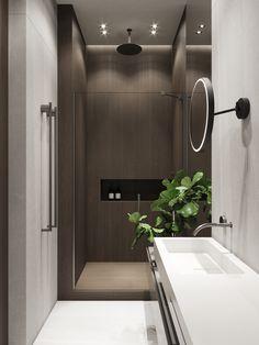 bathroom Indoor Outdoor, Bathrooms, Bathtub, Urban, Interior Design, Modern, Bath, Standing Bath, Nest Design