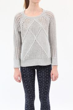 Refraction Sweater by Micaela Greg