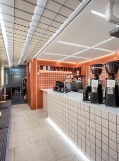 Chicken Store, Cafe Restaurant, Tea, Coffee, Mirror, Outdoor Decor, Home Decor, Interiors, Kaffee