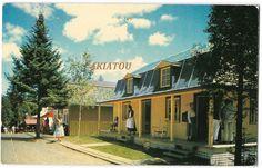 Le village de Seraphin. Les Laurentides. Ste-Adèle. Seraphin, Le Village, Adele, Photos, Canada, Cabin, Mansions, House Styles, Home Decor