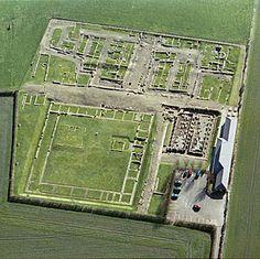 History and Research: Corbridge Roman Town | English Heritage