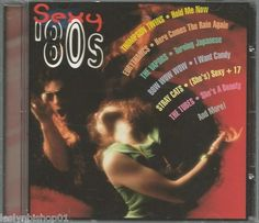 Sexy '80s by Various Artists CD Apr 1999 Delta Distribution | eBay