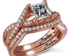 Diamond Emotions Engagement Ring.