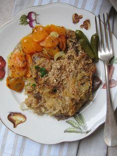 Une recette bistrot, comme je les aime. Simple et savoureuse, sans chichi. Demander de les couper un peu épaisses, la viande sera encore pl...