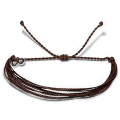 Coconut Brown Classic  - Weltfreund Armbänder