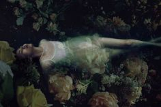 breath2 by Silmeria-sisi, via Flickr    flower double exposer loveeee.