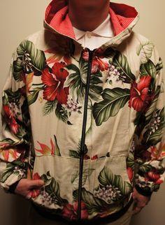 Mr. Michael Hurley | Leroy Jankins Floral Hoody Medium