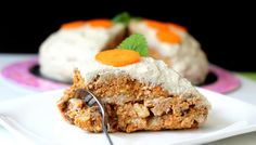 Raw mrkvový dort | Cooking with Šůša