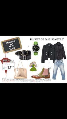 Le #jean #déchiré oui mais faut rester #chic. #fashionblogger #outfit #frayedjeans 2minutesjemhabille.fr