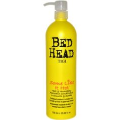 I'm learning all about TIGI Bed Head Some Like It Hot Conditioner Heat