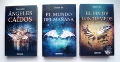 Adicción literaria: Lectura conjunta Trilogía Ángeles caídos de Susan ...