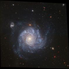Una espectacular imagen del espacio