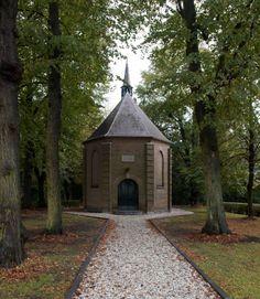 Het van Gogh kerkje, een heerlijke sfeer in een heel intiem kapelletje.