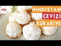 Hindistan Cevizi Kurabiyesi (kokosmakronen) Videolu – Nefis Yemek Tarifleri
