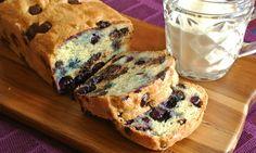 Blueberry Keto Cake | Girl Eats World
