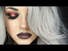 Smokey Copper Makeup Tutorial - YouTube
