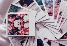 disney polaroid