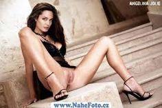 Angelina Jolie porno obrázok