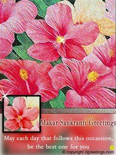 Dgreetings - Send this great card on Makar Sankranti to your friend. Makar Sankranti Greetings, Cards, Painting, Painting Art, Paintings, Maps, Painted Canvas, Playing Cards, Drawings