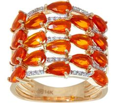 Image result for multi pear diamond cuff
