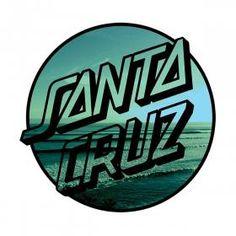 Surf Stickers, Tumblr Stickers, Vinyl Art, Vinyl Decals, Santa Cruz Stickers, Santa Cruz Logo, Hand Sticker, Skate Art, Hypebeast Wallpaper