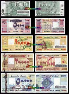 Lebanese money