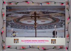 1-ADVIENTO APERTURA A LA MISA DEL 24 DE DICIEMBRE DEL VATICANO 2012.    †♠LOURDES MARIA†♠