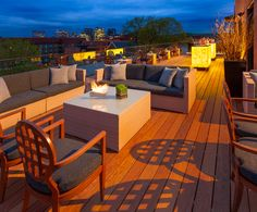 Rooftop at Capella Washington D.C., Georgetown