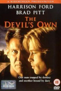 THE DEVIL'S OWN.  Director: Alan J. Pakula.   Year: 1997.  Cast: Harrison Ford, Brad Pitt, Margaret Colin, Rubén Blades